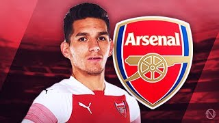 LUCAS TORREIRA - Welcome to Arsenal? - Deadly Skills, Tackles & Passes - 2017/2018 (HD)