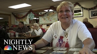 Inspiring America: At Maine Restaurant, Paying Your Bill Means Paying It Forward | NBC Nightly News