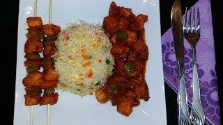 Chicken Shashlik چکن شاشلک / Cook With Saima