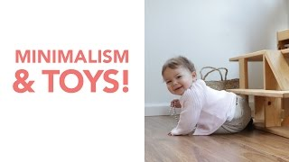 "LoveParenting: Minimalism - the only 10 TOYS you ""need"""