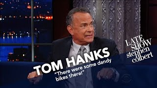 Tom Hanks Went Yachting With The Obamas And Oprah