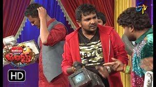 Venky Monkies Performance | Jabardasth | 15th February 2018  | ETV Telugu
