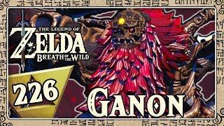 THE LEGEND OF ZELDA BREATH OF THE WILD Part 226: Finale Schlacht gegen die Verheerung Ganon