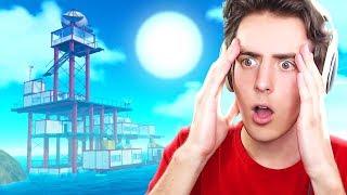 Denis Sucks At Raft - Episode 26
