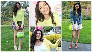 Bethany mota videos youtube worldwide web easter makeup outfit ideas negle Image collections