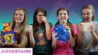 Try Not To Flinch Challenge Ft/Jacy and Kacy /JustJordan33