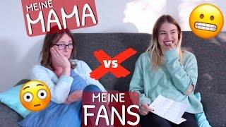 DAS BATTLE ! meine MAMA vs. meine FANS 💪🏻😳 | BibisBeautyPalace
