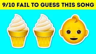 16 EMOJI QUIZ GAMES, PICTURE PUZZLES AND FUN BRAIN TEASERS FOR KIDS AND ADULTS