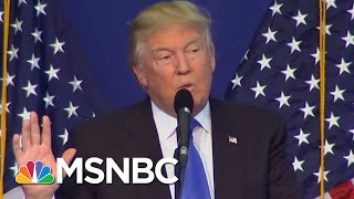 Debt Soars Under President Donald Trump Tax Cuts | The Last Word | MSNBC