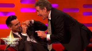 Bryan Cranston Got Caught Having Sex In A Tunnel In The Alps | The Graham Norton Show