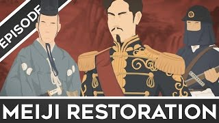 Feature History - Meiji Restoration
