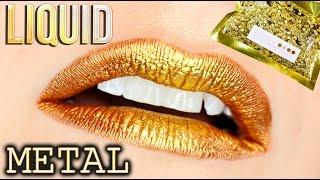 Liquid Metal Lips | Metalmorphosis kit