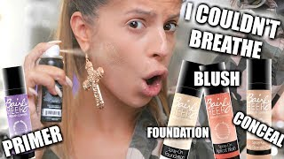 SPRAY PAINT MAKEUP? WTF | HIT OR MISS?