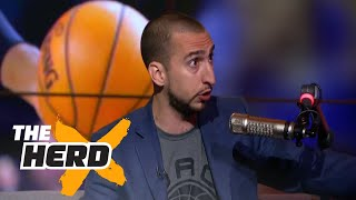 Nick Wright on LeBron James