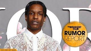 A$AP Rocky Denies Fan a Kiss on the Cheek