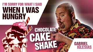 """Chocolate Cake Shake"" | Gabriel Iglesias - I"