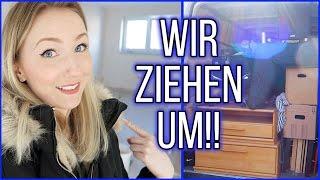 WIR ZIEHEN UM!! UNSER HAUS + Philipps Wohnung - Kathi2go