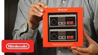 NES Controller Overview - Nintendo Switch Online