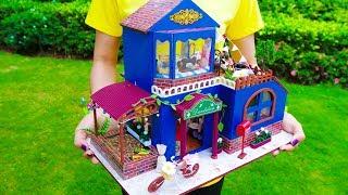 DIY Miniature Doll House - Dandelion