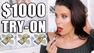 $1000 LUXURY MAKEUP TESTED
