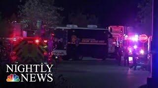 10 Dead In Horrific Human Trafficking Operation In San Antonio | NBC Nightly News