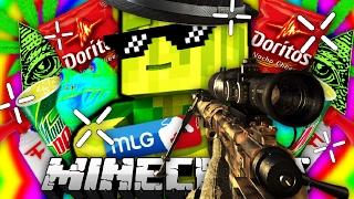 Minecraft MLG DROPPER