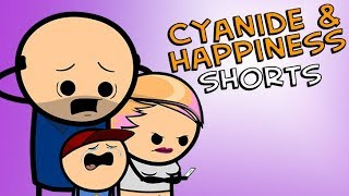 The Family Man - Cyanide & Happiness Shorts