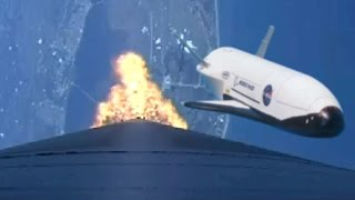 Atlas 5 X-37B and solar sailing satellite launch - full webcast AFSPC-5