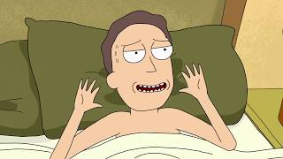 Rick and Morty - Jerry is a LOSER compilation