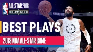 THE VERY BEST PLAYS from the 2018 NBA All-Star Game