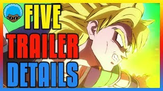5 KEY DETAILS FROM BROLY TRAILER 3!