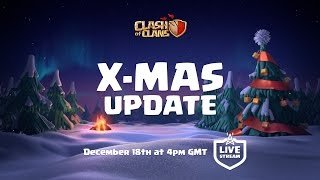 Clash of Clans - Update Stream Recap