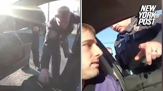 Lying cop doesn
