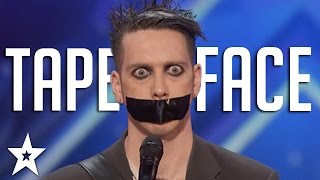 Tape Face Auditions & Performances | America