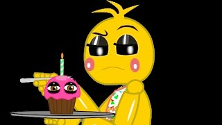 Chica Wants Cake  (FNAF Animation)