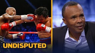 Sugar Ray Leonard talks Mayweather vs Pacquiao rematch rumors, GGG decision and more | UNDISPUTED