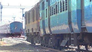 The Tale of Passenger Train: Indian Railways