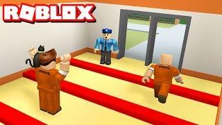 JAILBREAK OBBY!!   Roblox Adventures