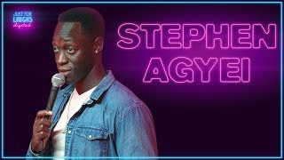 Stephen Agyei - My Aunt Doesn't Understand Homosexuality