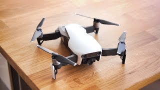 DJI Mavic Air UNBOXING! (Fly more Combo) - felixba