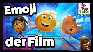 EMOJI Der Film - Welcher Emoji bin ich? TipTapTube *Werbung