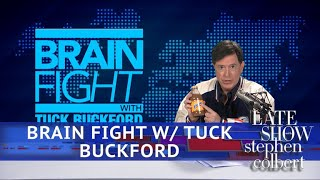 Tuck Buckford Wants To Be Trump