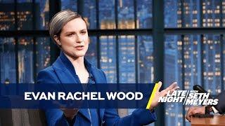 Evan Rachel Wood Calls Westworld the Acting Olympics