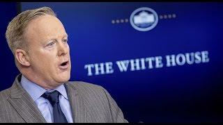HIGH ENERGY: Sean Spicer Daily White House Press Briefing Presser 3-28-17 (FULL)