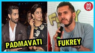 Shahid–Deepika To Promote 'Padmavati' | 'Fukrey' Team Unaffected By 'TZH' & 'Padmavati's Release
