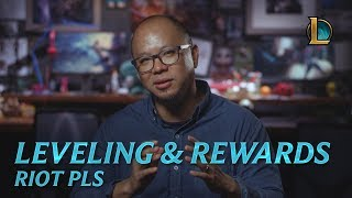 Leveling, IP, and Rewards | Riot Pls - League of Legends