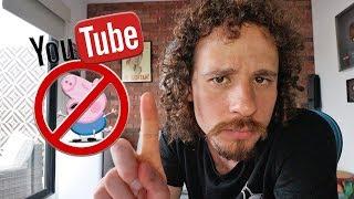 NO dejes a tus hijos ser YouTubers (sin antes ver esto)