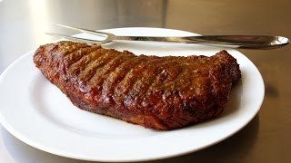 Thai-Dipped Beef Tri Tip - Satay-Spiced Beef Tri Tip Roast Recipe