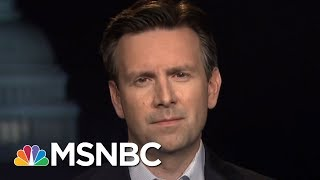 "Josh Earnest: GOP Is ""Desperate"" To Undermine Robert Mueller | All In | MSNBC"