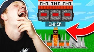 SERVER OWNERS GET TROLLED BY YOUTUBERS!